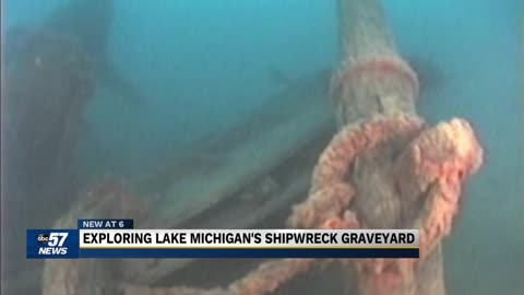 Lake Michigan's shipwreck graveyard